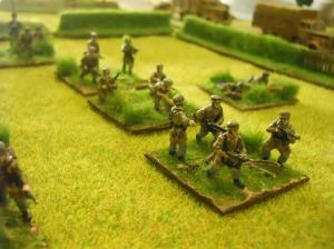 1ère section de combat